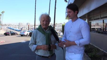 采访Nicolas Coster,好莱坞演员,艾美奖得主