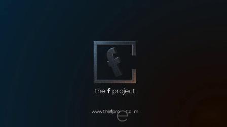 11452 三维文字字母Logo动画