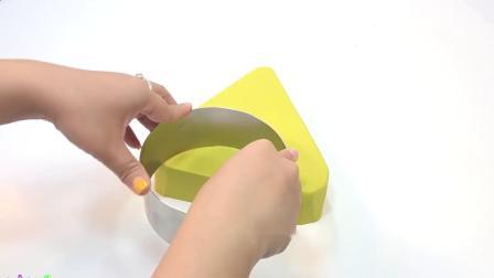 愤怒的小鸟太空沙蛋糕儿童创意手工