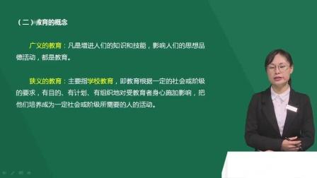 2019年广西教师招聘招教考试-专项提升班-教育学与教学法-1+Q 2017268329