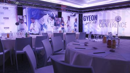Gyeon Distributor Conference 2018