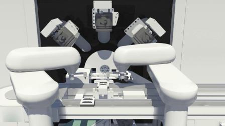 德国LPKF激光直接成型LDS工艺Fusion3D 6000动画