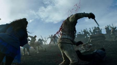 《荒原第三季》荒原之战如火如荼 艳寡妇还需一个领地就一统天下