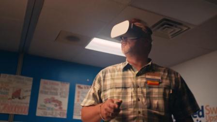Oculus 联手沃尔玛打造全新宣传片