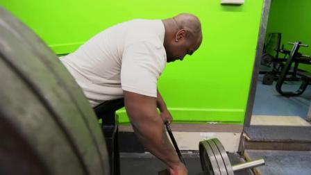 Big Back Big Biceps Training