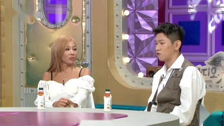 "【Nv.Hanzi】Radio Star_181031_E589 ""Girl, Crush""特辑 Crush Jessi 裴宗玉 金正兰"