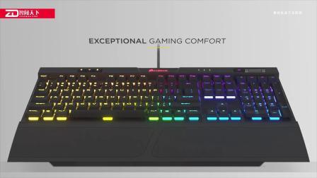 更轻更薄!海盗船推出了一款新的低剖面版K70 RGB MK.2游戏机械键盘