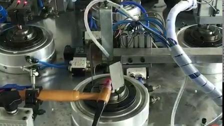 德锐GA-25气压回转夹头,氩弧焊接气动卡盘