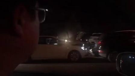 海兰高速发生重大事故已有14人遇难三十多人受伤