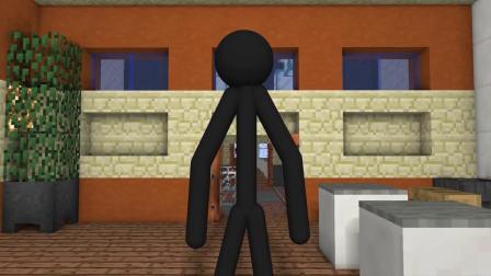 我的世界动画-火柴人 vs 怪物学院大全-rusplaying