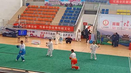"""""""健康湖南""""太极拳总决赛阳青青40式"""
