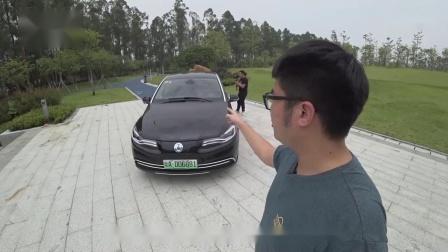 """【《试驾""""腾势500(纯电动汽车)""""》】"""