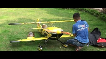 中山领航专利设计:双翼机快拆装置