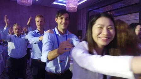 iTWO World 2018全球峰会欢乐时刻