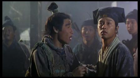 倩女幽魂2:人间道:王祖贤颜值巅峰,那个时代的女神真不是吹的!