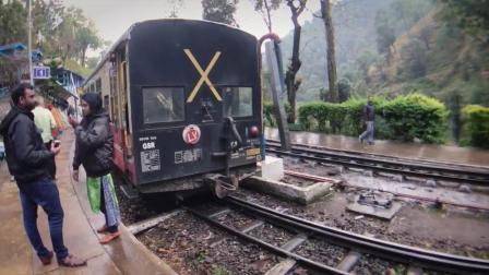 🇮🇳 #10 - 火車坐到屁屁痛 (20181104)