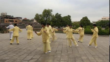 传统杨式太极拳