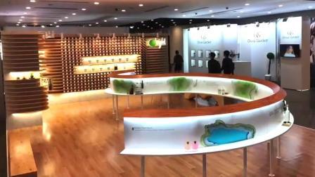 O'right欧莱德2018香港Cosmoprof展会