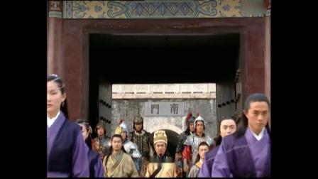 皇叔带着十大将军逼宫,让皇上自己退位:限你三天之内交出玉玺