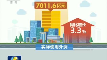 前10个月实际使用外资保持稳定增长  181115 0