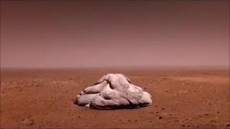"""微视频—""""洞察""""号成功登陆火星并传回首张图像2"""