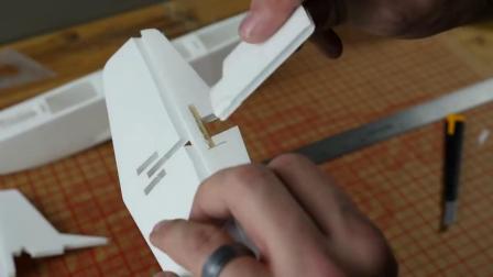 创艺星模型 Might Mini Mustang Flite Test FT迷你野马制作教程