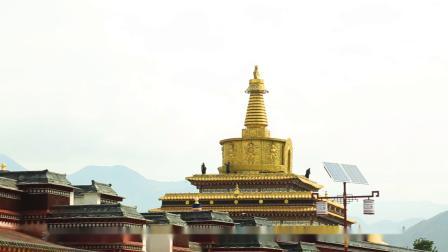 《走进甘南》甘南藏族自治州风情记录片