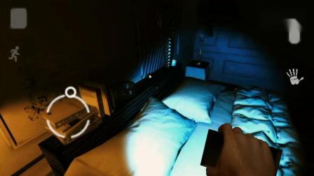 《宣告者起源》第一期恐怖逃生向游戏 在厕所醒来,遇到无面小女孩 黑墨访