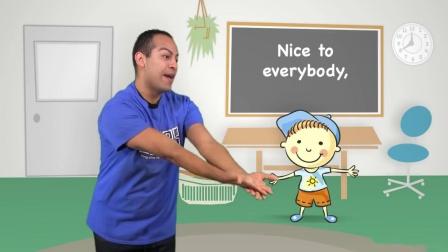 外国老师如何教小朋友教室规则 (二)