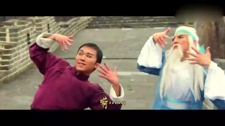 周星驰御用编剧卢正雨,无厘头表演不比星爷差,满满的邵氏风格!