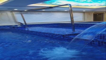 洗浴中心按摩池设计,池润桑拿设备有限公司,桑拿浴池冲浪池设备,桑拿浴泡池设备厂家
