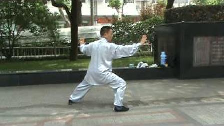吕有新老师陈式太极拳新架一路教学,1-30式慢动作