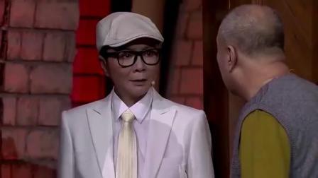 你说什么呢,我一黄花老太太,躲你家卫生间,让人看见算什么事啊