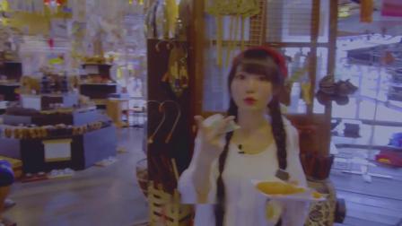 【咬人猫X露露】深夜吃不胖⑧!挑战恐怖昆虫宴!