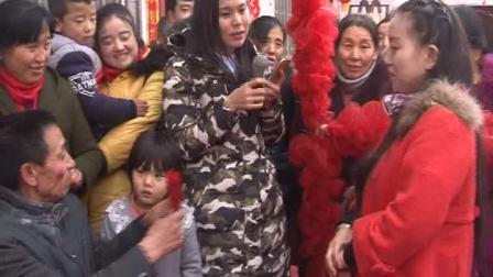 柳林县成晓东白远琪结婚视频3