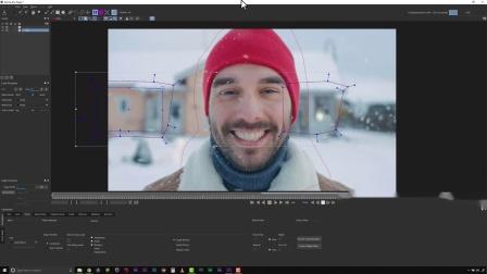 Premiere如何使用Mocha软件稳定复杂的抖动视频素材教程