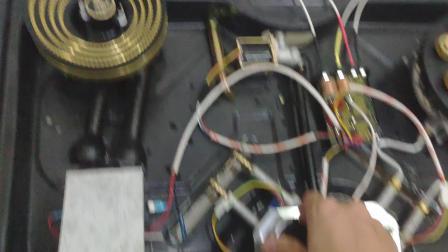 调节灶具开关旋钮