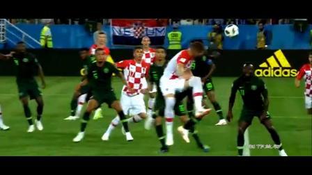深情MV《风之彩》致敬克罗地亚足球 重温格子军团世界杯经典瞬间 自制