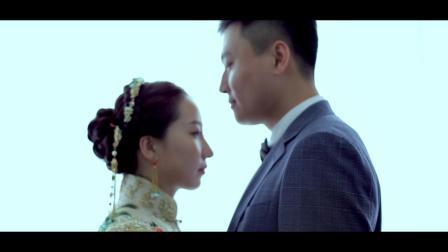 2018.08.18 WANG & CHANG 婚礼微电影(owl)