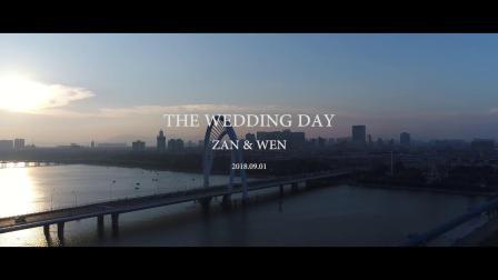 2018.09.01  ZAN & WEN  婚礼微电影