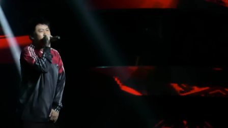 派克特压轴最后登场,说唱表演将全场气氛点燃 中国嘻哈颁奖典礼 20181208
