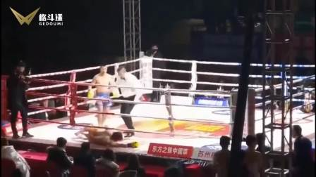 越南拳手被离奇KO后的赛后发言
