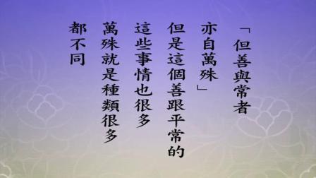 每日論語-有聲書(悟道法師主講)23