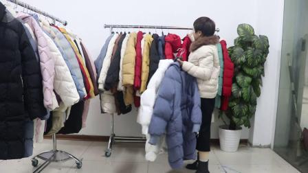 (已清)丫丫女装610期,新款长款棉衣72元/件,30件一份2160元不包邮