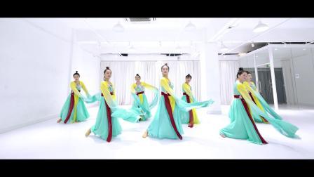 派澜舞蹈|玉臂轻抬半遮面《玉人舞》