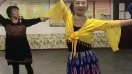 一起学习维族舞蹈:亚丽古娜(清风香露制作)
