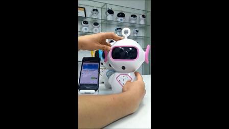 新款儿童智能机器人早教机