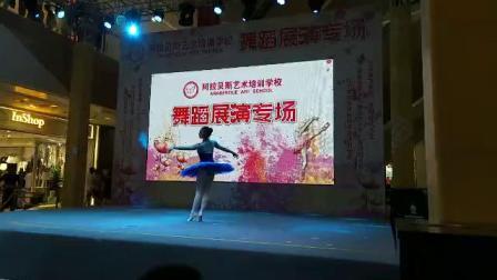 2018年绵阳市涪城区阿拉贝斯艺术培训学校夏季大型展演 (5)