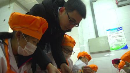 潍坊美加实验学校2018年职业体验