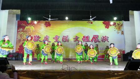洪江市大众文化艺术俱乐部 舞蹈《大地的丰收》